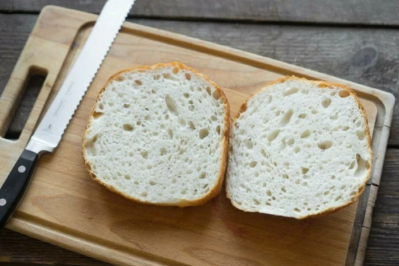 Бездрожжевой хлеб. Очередная сказка о вкусной и здоровой пище