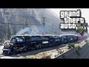 GTA 5 Train Simulator Mod - (Union Pacific Big Boy 4014) Railroad Engineer Mod