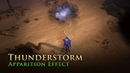 Path of Exile Thunderstorm Apparition