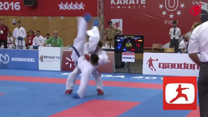 BEST OF KARATE kumite