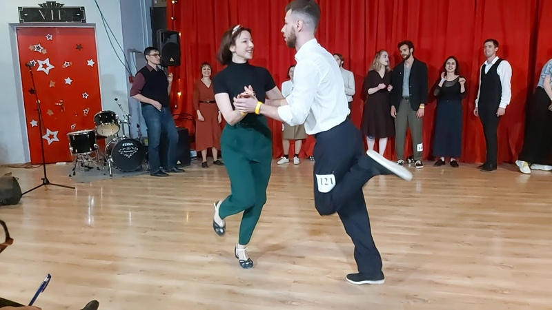 SWING SPRING 2021 Lindy Hop Open Strictly Final