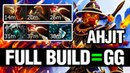 FULL BUILD = GG - Ahjit Plays Ember Spirit - Dota 2