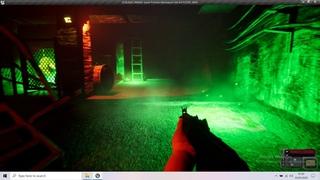 Unreal Engine 4  [Test l03_agroprom]