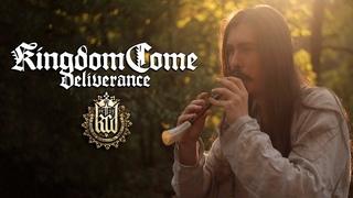 Kingdom Come: Deliverance. Sasau Town. Cover by Dryante