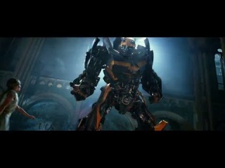 TRANSFORMERS: AGE OF EXTINCTION - Official TV Spot #20 (2014) [HQ]