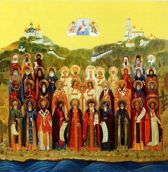 фото все святые земли кузнецкой