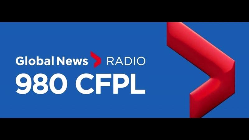 Tessa Virtue and Scott Moir interview on Global News 980 CFPL (August 2019)