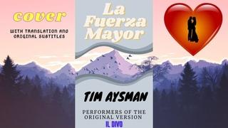 Il Divo - La fuerza mayor (by Tim AysMan) #ildivo #divo #pop