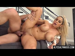 Alyssa Lynn - Cock First Then Party