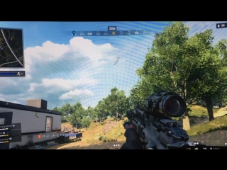 So my game crashed shortly after witnessing ops 4 blackout