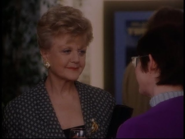 Murder She Wrote- Film Flam