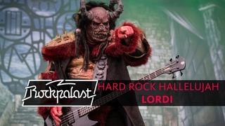 Hard Rock Hallelujah | Lordi live | Rockpalast 2019