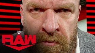 Triple H accepts Randy Orton's challenge: Raw, Jan. 11, 2021