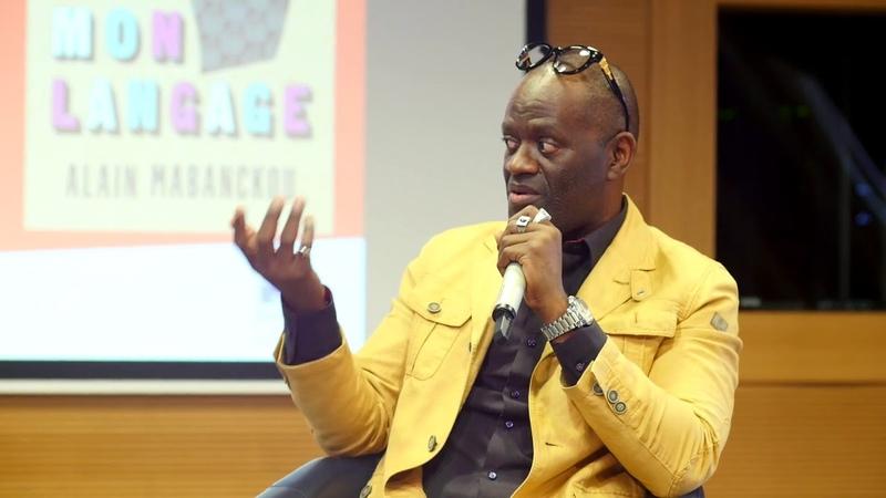 Institut Pierre Werner - Alain Mabanckou Le monde est mon langage - Lecture et entretien