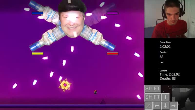 [Mastermaxify] I Wanna Defeat The Four Horsemen Of Hardcore Gaming