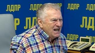 """""""Это СЛУЧИТСЯ 22 июня 2021 года!"""" Жириновский сделал ШОКИРУЮЩИЙ прогноз про Украину!"""