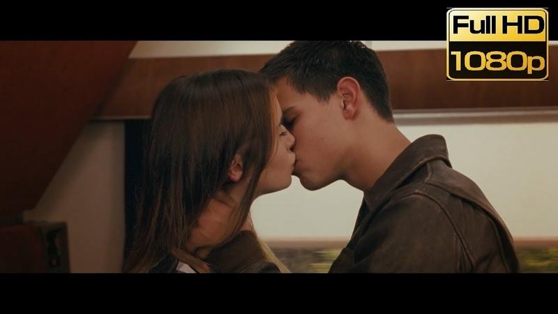 Погоня Страстный поцелуй Карен и Нейтана