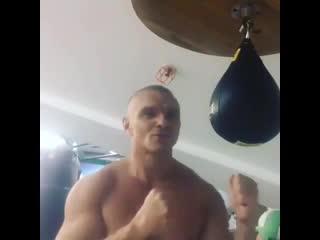 Я, если бы был боксером!