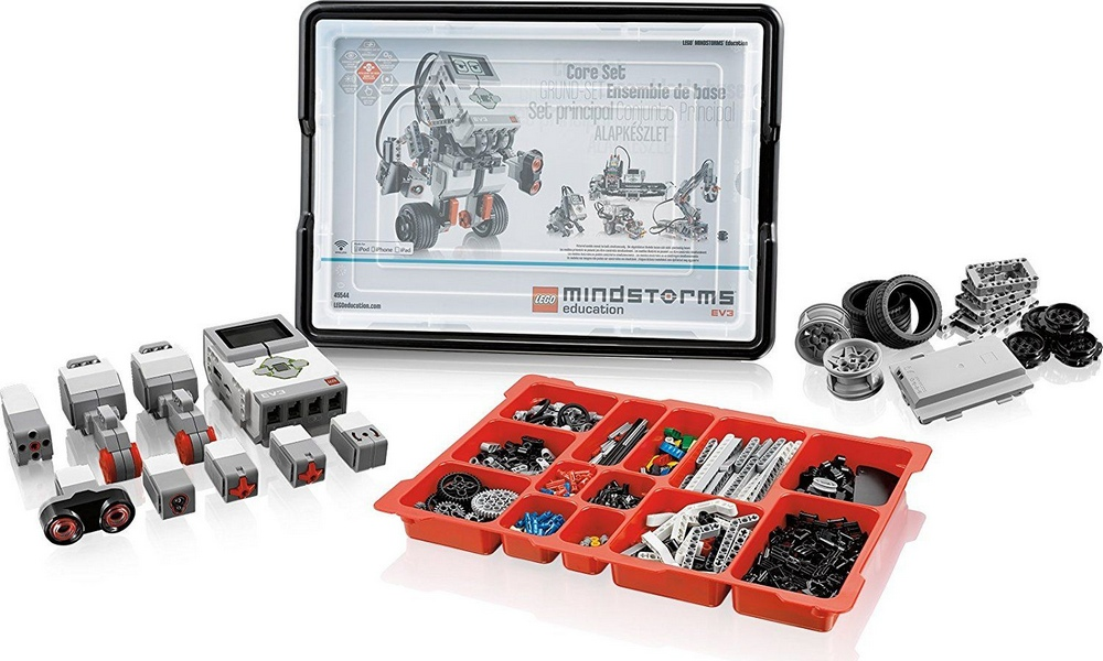 Робототехника для детей Lego Mindstorms EV3