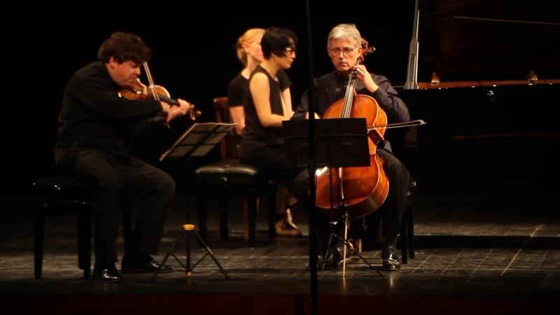 F Schubert Trio No 2 Op 100 Andante con moto