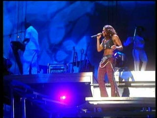 Janet Jackson - That's The Way Love Goes (LIVE All For You Tour, Hawaii)