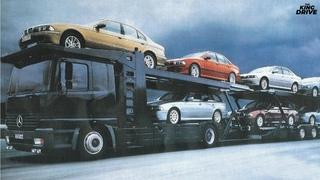 Шедевры автомобильной рекламы или как Audi, BMW и Mercedes унижают друг друга