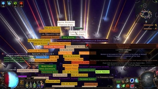 Path of exile(assassins)Headhunter vs 5-way Emblem Heist  last challenges 40