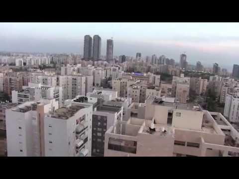 Нас бомбят Израиль город АШДОД