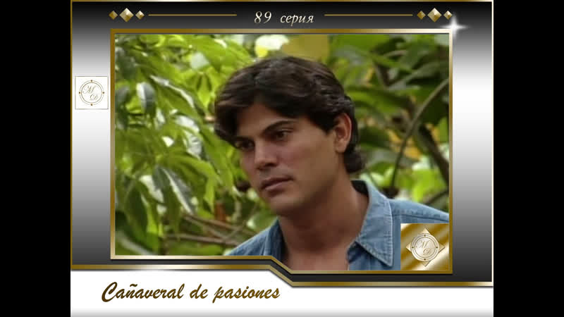 В плену страсти 89 серия Cañaveral de pasiones Capítulo 89