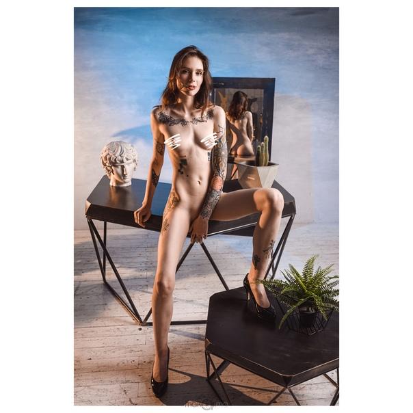 Ashley Tisdale Goes Nude