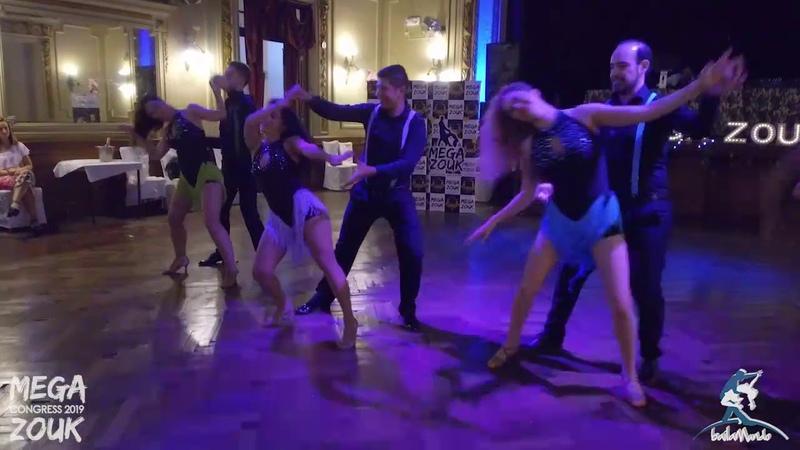 Baila Mundo - Grupo Lambalô by Dadá Abalô (Megazouk Congress 2019)