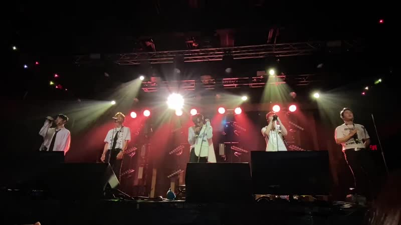 FANCAM | 111219 | A.C.E - 5tar @ UC: AREA US in Miami Concert