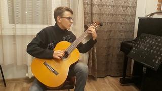 Архипов Дмитрий. Средняя группа