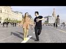 Салам Алейкум Лезгинка На Красной Площади 2021 Девушки Танцуют Красиво Кавказская Песня ALISHKA