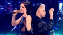 Jessie J and Vince Kidd duet 'Nobody's Perfect' The Voice UK BBC