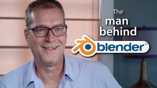 Money doesn't interest me - Creator of Blender talks about its future