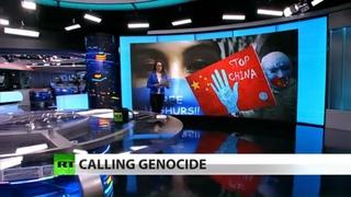 FULL SHOW: China responds after UK alleges Uyghur genocide
