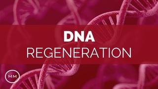 DNA Regeneration - 528 Hz - Repair DNA / RNA / Cellular Structure - Solfeggio Meditation Music