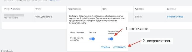 Настройка Google Ads. Установка И Настройка Google Analytics (Часть 3), изображение №48