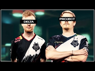 FaceIt with DELTA PROJECT | Rainbow Six Siege