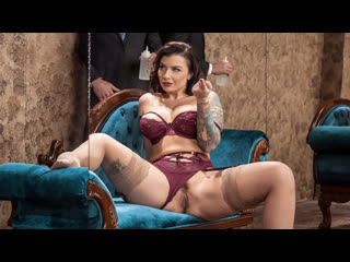Ivy Lebelle (Lounging For Sex / ) [All Sex, Blowjobs, Big tits, Facial, 1080p]