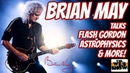 BRIAN MAY talks Flash Gordon, Brian Blessed, QUEEN, astrophysics more!