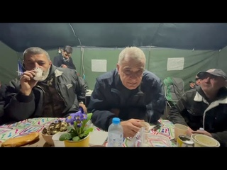 Армен Рембо Бывший начальник СНБ Армении Давид Шахназарян. Короткое ночное  интервью по текущей ситуации.