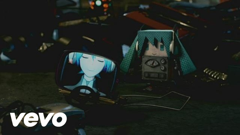Ryo supercell Odds Ends feat Hatsune Miku Music Video ft Hastsune Miku