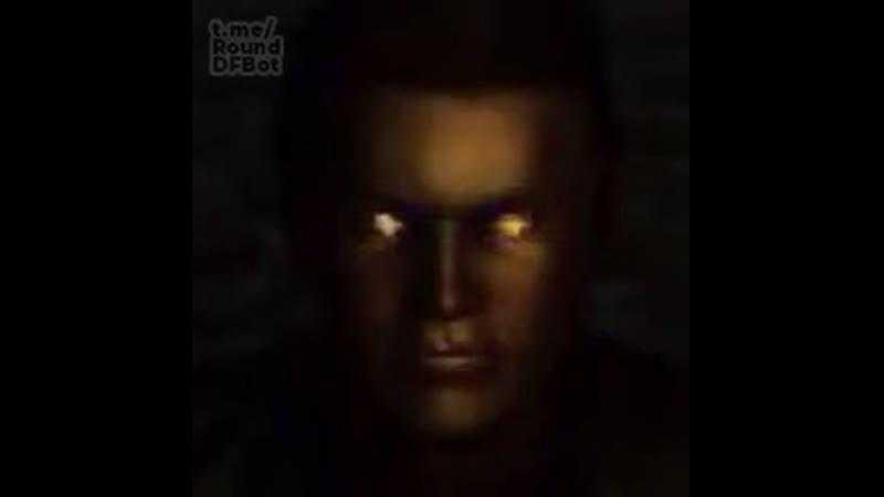 Темный чел из 7 дней что бы пойти в макдак флексит в темноте