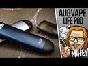 Augvape Lyfe Pod System. Максимально простой обзор.