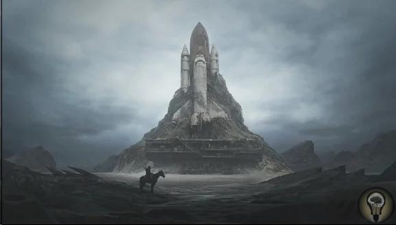 Примеры того, что могут думать потомки об остатках сооружений нашей цивилизации Или как мы думаем о мегалитахДо этой статьи я много писал о мегалитах, оставшихся нам от древней цивилизации, я
