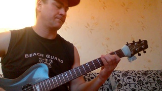 . - Murdered Love - guitar cover with Godin LG Signature and Marshall Bluesbreaker