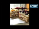 Как рождаются торты Дарьи Сапуновой