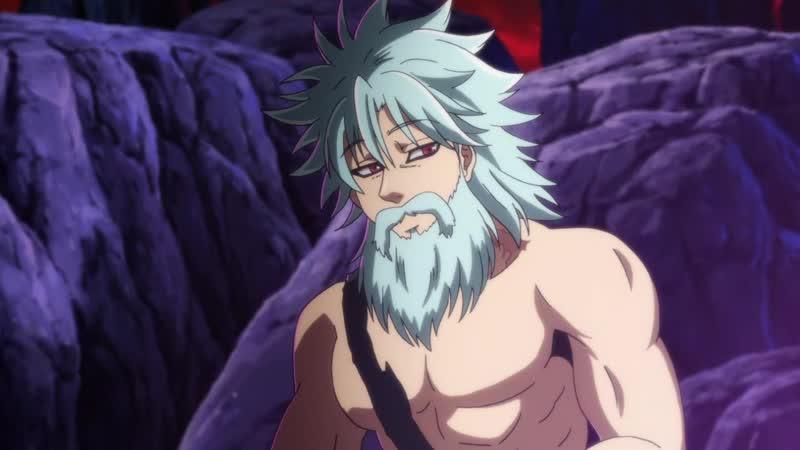 NewDub Семь смертных грехов Nanatsu no Taizai 4 сезон 2 серия озвучка Zendos Radomyr Veda Sati Akura